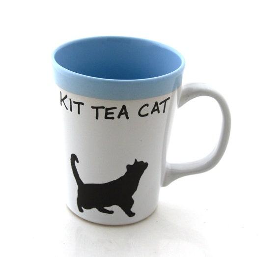 Hello is it tea you're looking for kit tea cat mug