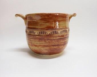 Kitchen Tool Crock/vase porcelain