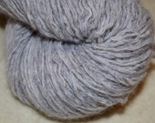 Lone Ball-Reduced Price-Quartzite-Recycled Yarn-Wool Angora Blend-137 yards