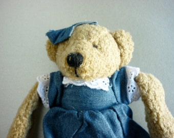 Cute Cute Vintage Teddy Bear