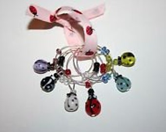 murano ladybug necklace