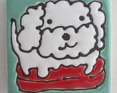 Pierre the Poodle No.05