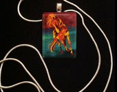 The Tao of Fire Horse Necklace-)