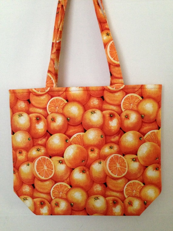 Market Bag - Oranges