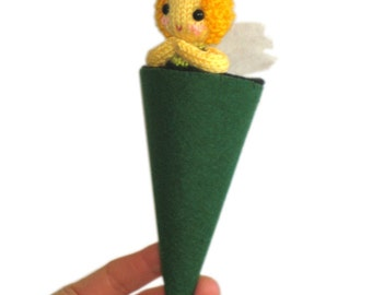 Little BEE Pdf Email Knit PATTERN