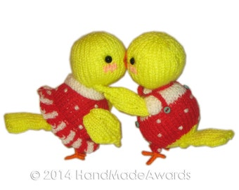 ROMEO and JULIET Pdf Email Knit PATTERN