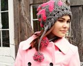 Nevron Hat Crochet pattern