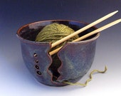 Yarn Bowl/ Knitting/ Crocheting/ Yarn Holder