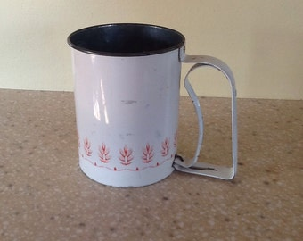 Red Wheat Androck Flour Sifter
