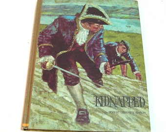 Kidnapped By Robert Louis Stevenson, Illustrated By Don Irwin