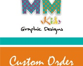 Custom Order for  Maria Romeos - 120 1.5inch circle stickers