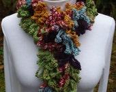 Crochet Pattern PDF – Loopy Neckwear – PA-303