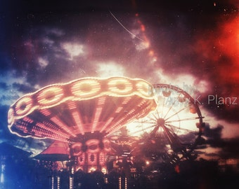 "8"" x 10"" Fantasy Carnival Photo - Metallic Finish"