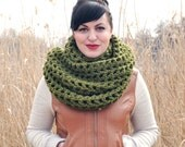 Super Bulky Infinity Scarf Pattern