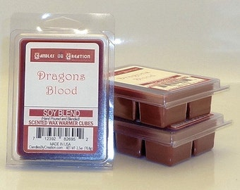 Dragons Blood Scented Wax Cubes