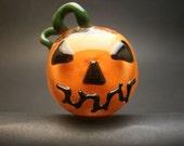 Jack O' Lantern Halloween Orange Pumpkin Pipe