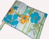 Baby Classic Flower Floral Diaper Nappy and Wipes Case Pouch Travel BAG  Pram Accessory