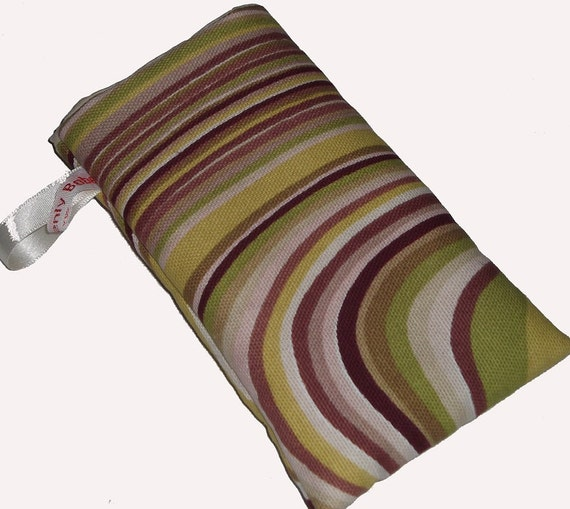 Natural Brown Retro Inspired Mobile Cellphone Ipod Gadget Case Pouch Sock PADDED Gift Idea