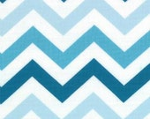 Mixed Bag by Studio M for Moda Fabrics,  Zig Zag Chill, 1/2 yd