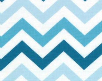 Mixed Bag by Studio M for Moda Fabrics,  Zig Zag Chill, 1/2 YARD