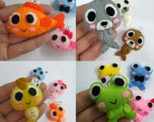 Sea Creature (Fish, Seal, Seahorse, Frog) - PICK ONE