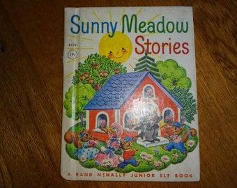Sunny Meadow Stories Junior Elf Story Book