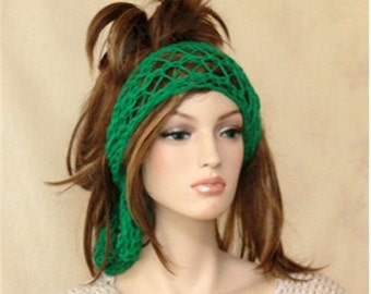 Headband Womens Knit Hippie Headband Womens  Girls Headbands  Fashion Dreadlocks Hair Accessories  Other Colors Available
