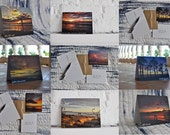 Create your own set of 6 recycled paper 4.2x5.5in photograph cards, inspired by Costa Rica