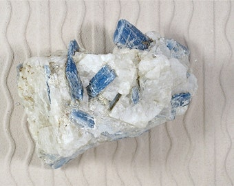Kyanite Blades in Matrix, Kyanite Specimen