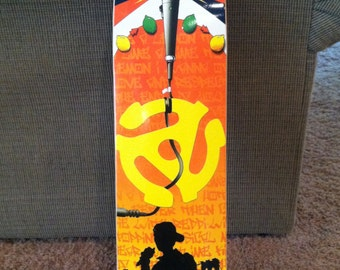 Beastie Boys - Adam 'MCA' Yauch Tribute Skateboard