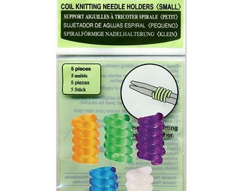 Clover Coil Knitting Needle Holder Small Part No. 3123