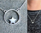 SALE Wishing Star Necklace
