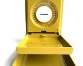 Retro Green Soehnle Kitchen Scale In Original Box
