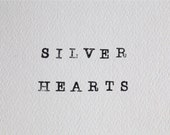 ADDITIONAL sterling silver hearts for your necklace or bracelet