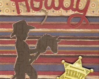 Howdy! - Blank card