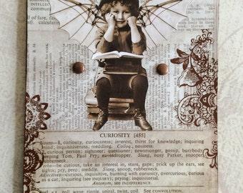 Geneve McGee Gilfoyl A Blank Art Greeting Card