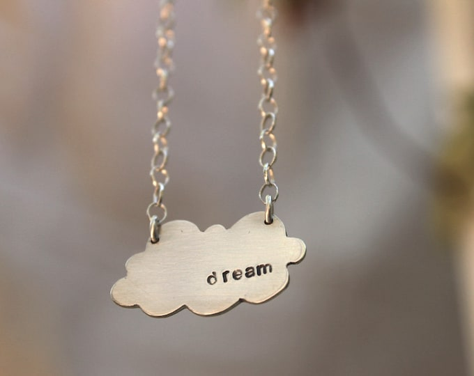 Cloud Necklace #makeforgood