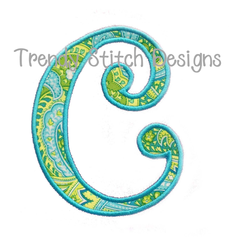 pizazz font applique design 4x4 and 5x7 applique machine embroidery design instant download from. Black Bedroom Furniture Sets. Home Design Ideas