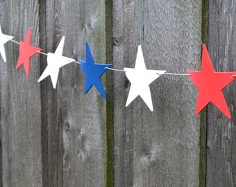 Red, White and Blue All-Weather Stars Banner