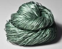 Glass frog - Silk Tape Lace Yarn - SUMMER EDITION
