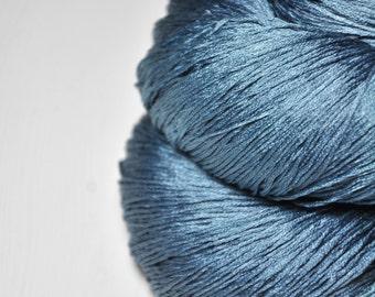 Hazy winter sky  - Silk Lace Yarn