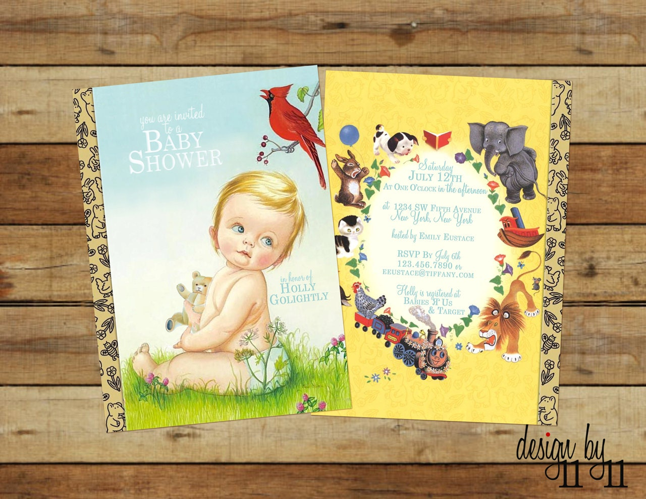 Making Your Own Baby Shower Invitations as best invitations sample