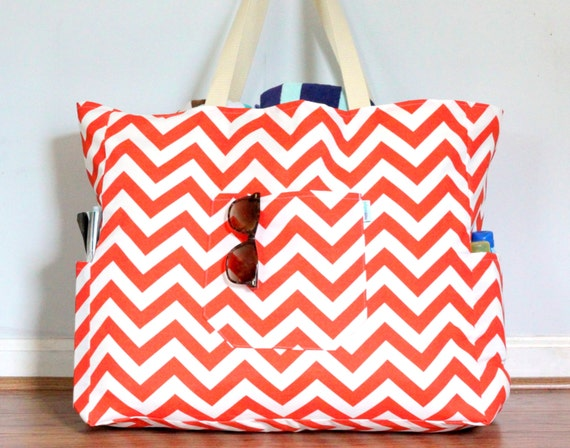 Items similar to The Big Mommy Bag - Extra Large Custom Family ...