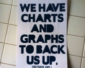 Charts and Graphs poster