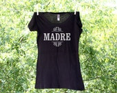 Madre Mexican Fiesta or Gender Reveal Party Shirts