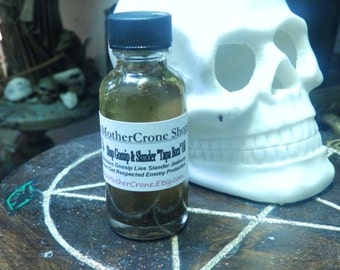 Gossip Oil Wicca Pagan Spirituality Religion Ceremonies Hoodoo Metaphysical MaidenMotherCrone
