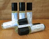 Black Amber & Lavender Perfume Oil