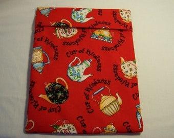 Handmade  Microwave Baked Potato Bag,Teapots,Baked Potato Bag,Microwave Potato Bag,Kitchen,Dining,Gifts,Serving