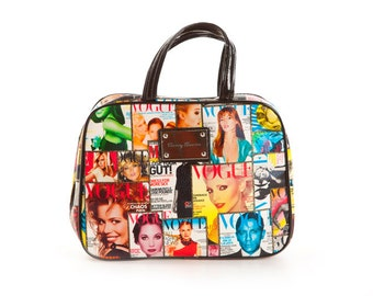 Cherry Blooms - Vogue Toiletry Bag