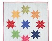 Summer Star Mini (PDF pattern)